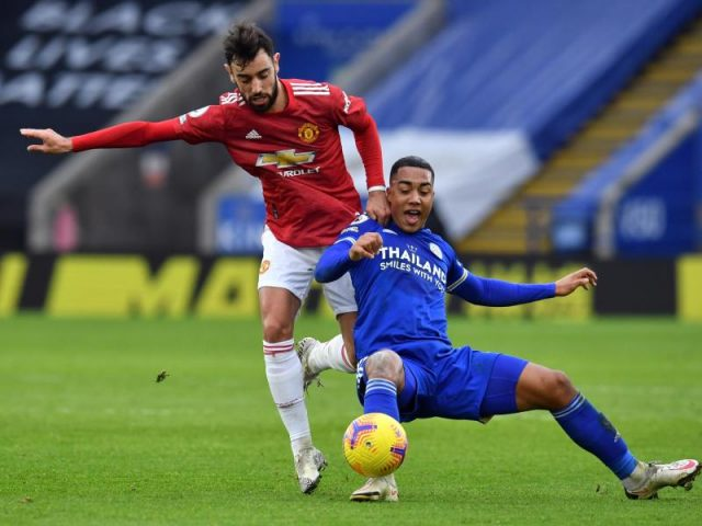 Boxing Day: Manchester United verpasst Sieg in Leicester