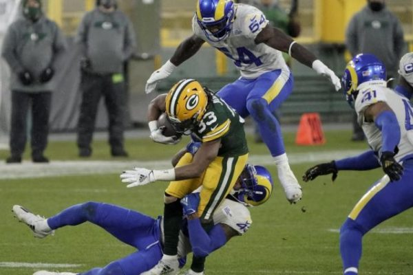 NFL:Green Bay und Buffalo in Conference Finals